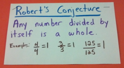 conjecture 2