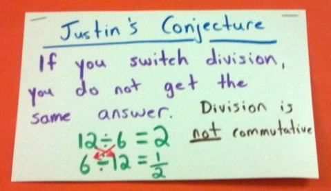 Conjecture 4
